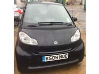Smart FORTWO PASSION 84 Auto. Leather Heated Seats. Advance 2.1 stereo System. Bluetooth