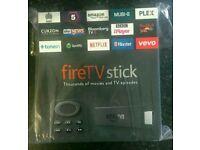 Fire Stick Brand New with Kodi, Mobdro etc fully loaded