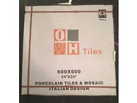 Porcelain tiles - Bologna Beige Matt 60 x 60