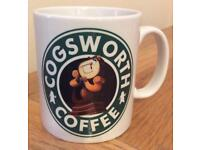 Cogsworth Coffee Mug
