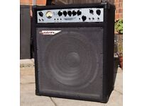 Ashdown MAG C115-300 1x15 bass guitar combo amplifier UK model + Roksolid cover