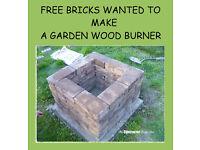 bricks wanted