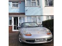 2002 PORSCHE BOXTER 2.7 SWAP FOR FAMILY CAR ??