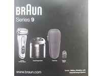 Braun Seres 9 - 9290cc Premuim Shaver