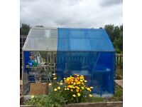 6 X 8 used greenhouse