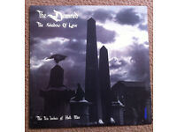 "The Damned - The Shadow Of Love 10"" single"