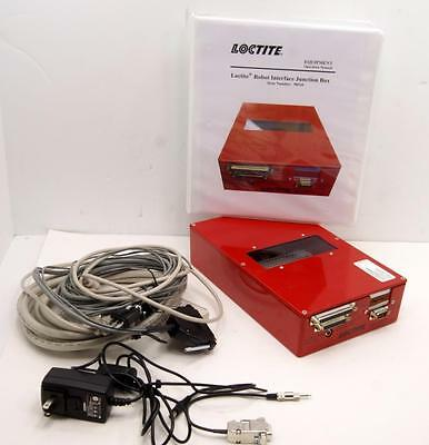Loctite Interface Junction Box For Benchtop Scara Scara-n Robots 98549 Acce