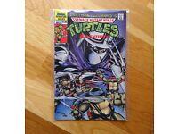 Teenage Mutant Ninja Turtles Adventures #1 - Comic