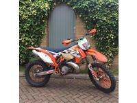 2011 Ktm 250 EXC - 12M MOT - Ready to ride! - road legal enduro mx supermoto 300 200 125 sx xc