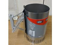 Weber Chimney Starter, Brand new, perfect condition