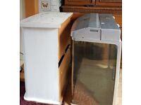 Fish tank &stand