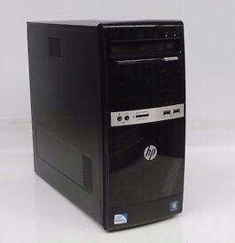 Fast HP 500 MT Tower PC Dual core @ 2.4GHz, 3GB DDR3, 320GB