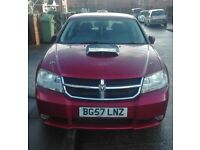 Dodge Avenger 2.0 CRD TDI Muscle Car