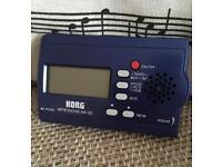 Korg MA-30 electronic metronome