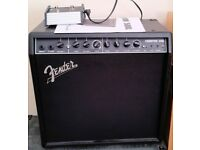 Fender Guitar Amplifier - Champion 50XL two channel amp with footswitch