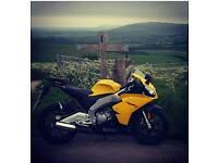Aprilia RS4 50cc 2015 Motorcycle