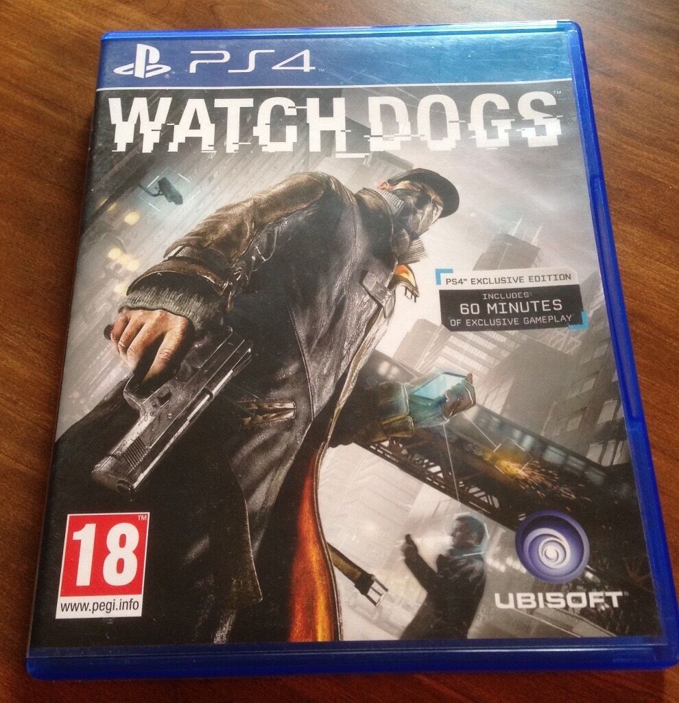 Watch Dogs PS4 gamein Hanham, BristolGumtree - Watch Dogs PS4 game in good condition. Plays perfect Collection from Hanham