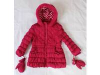 Toddler Coat, Size 18-24 years