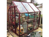Greenhouse - 6 x 6 feet by Elite Greenhouses ltd