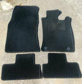 Mini cooper/one car mats