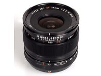Fujifilm Fujinon XF 14mm ƒ2.8 Wide-angle Prime Lens