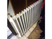 An old radiator