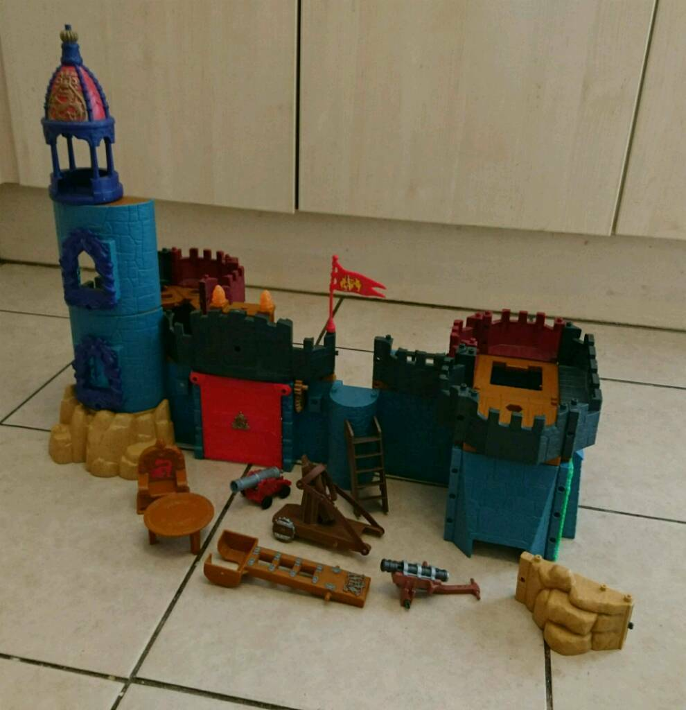 Imaginext large castlein Norwich, NorfolkGumtree - Large imaginext castle. Can be built different ways. In excellent condition. Collection Norwich