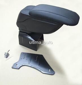 Armrest Centre Console For Peugeot 106 207 307 407 New Ebay