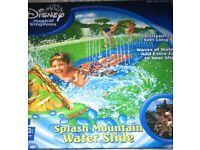 Disney authentic Water slide brand new in box