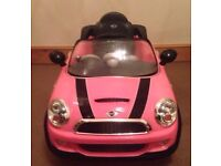 Pink mini with charger, good condition
