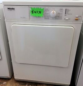 Miele Novotronic T224 Condenser tumble dryer with sensor dry