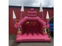 Commerical Grade Princess Bouncy castle