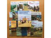 Vintage 1970s/80s This England Magazines, Country Life, £5 each