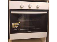 Ex Display Zanussi Integraded Oven - 6 Months Warranty