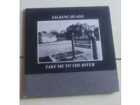Talking Heads: Take Me To The River... + Love Goes to Building On Fire ... (1978 - SIR 4004/SAM 87)