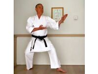 Tokaido Kata Master Karate Gi. Only used twice, excellent condition and extremely well made.