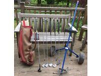 Golf Clubs, Starter Set