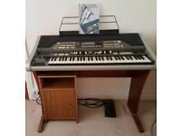 Electric Hammond Xe-1 Organ