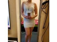 White dress size 12-14