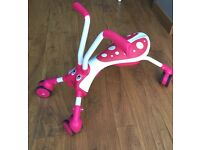 Ladybug toddler tricycle