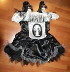 Robe Halloween large (déguisement)