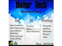 Belfast Boiler Tech, gas & oil