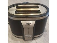 *** Breville Black and Steel Toaster ***