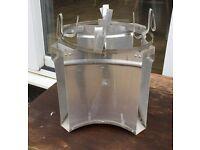 Brewer Aerodyne Chimney Cowl - Aluminium Strap Fixing