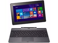 Asus Transformer Book 2-in-1 (Windows 8.1) – 10.1' inch – Quad Core - 2GB RAM – 500 GB Hard drive