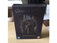Original Complete Game of Thrones First Season