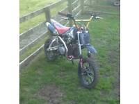 Yx 140 crf50 pit bike
