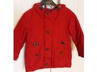 Boys Next coat aged 1 ½ -2 years