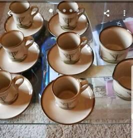 Savoy denby coffee set