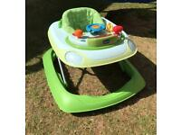 Chicco Baby Walker Condition is As new height adjustable as baby grows.